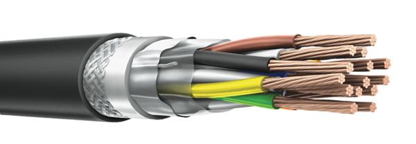 кабели предназначены для фиксированного межприборного монтажа электрических устройств